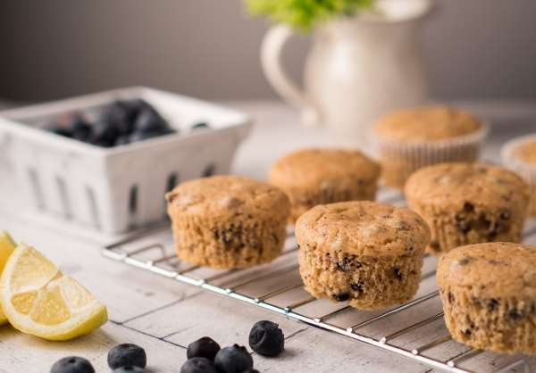 Berry Delicious: Blueberry Zucchini Muffins Recipe