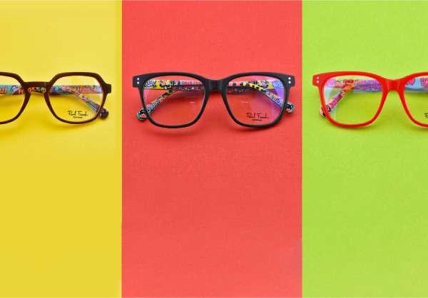 FYidoctors Exclusive: The Many Styles of Paul Frank Eyewear