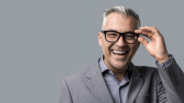 FYidoctors Blog | How to Find the Perfect Pair of Men's Glasses