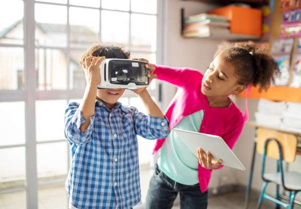 Education Innovation: How Students are Benefiting from Advances in Vision-related Technology
