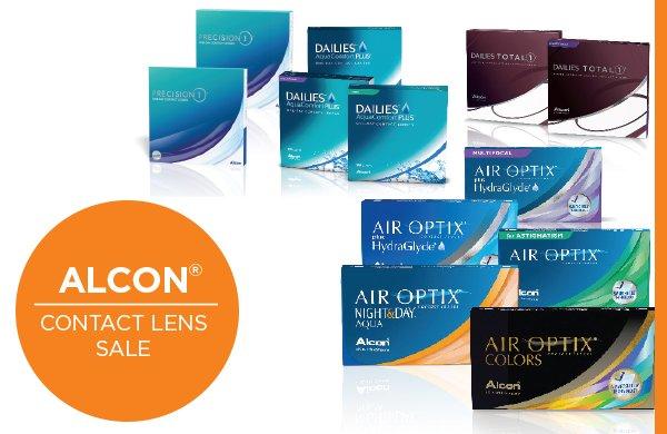 FYidoctors | Alcon contact lenses sale
