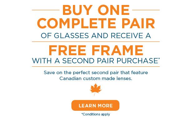 Women wearing eyeglass frames working together.