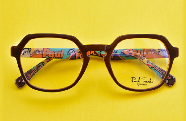 Exclusive Paul Frank collection only $199⁹⁹* for a complete pair online or at select clinics only