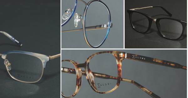 A collage of Sacori frames.