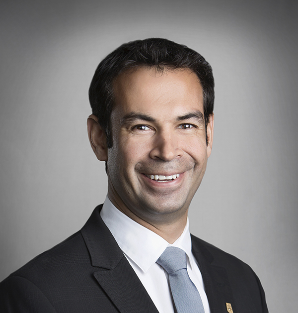 Dr. Aaron Patel